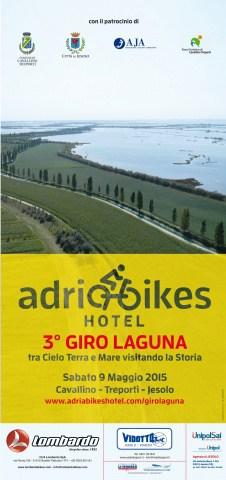 Giro Laguna adriabikes Hotel